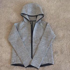 lululemon *New jacket without Tag, heather grey